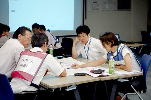 20170929sg1 500x333 - SGHグローバル・ジャパン/首都直下型地震を想定したBCP訓練を実施