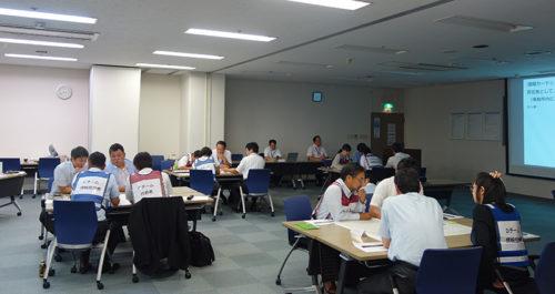 20170929sg2 500x265 - SGHグローバル・ジャパン/首都直下型地震を想定したBCP訓練を実施