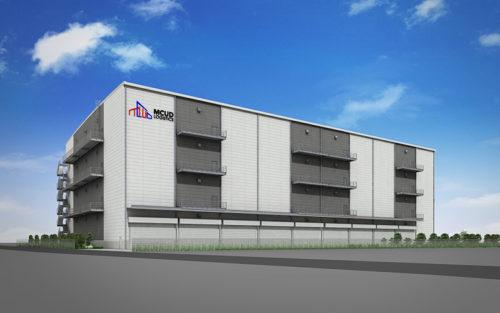 20171002mcudzama1 500x313 - 三菱商事都市開発/座間市の竣工前物流施設、10月17・18日内覧会