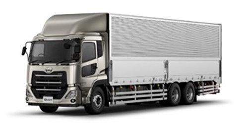 大型トラック「クオン」