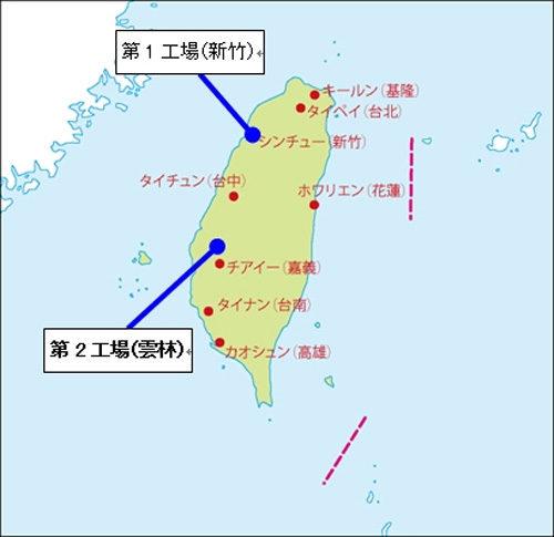 20171006tokuyama 500x485 - トクヤマ/台湾徳亞瑪第2工場を建設