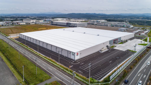 20171012dpl1 500x281 - 大和ハウス/岩手県に2.8万m2の大型マルチテナント型物流施設竣工