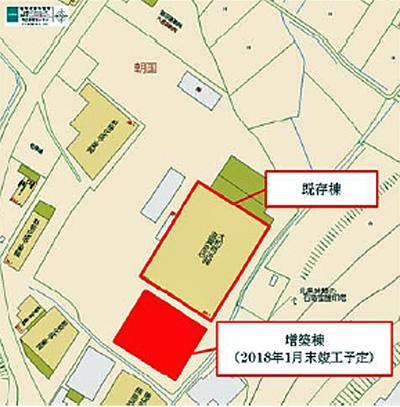20171020daiwab2 - 大和物流/滋賀物流センター増築