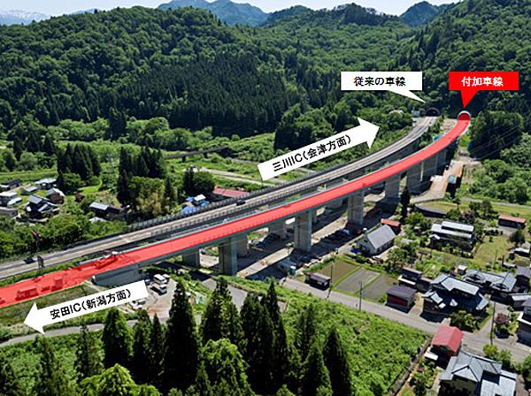 「磐越自動車道 4車線化」の画像検索結果