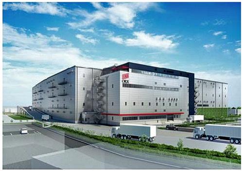 20171026orix1 500x352 - オリックス/埼玉で延床7.7万m2の大規模マルチテナント型物流施設開発