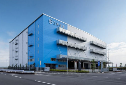 20171102mitsuisoko 500x339 - 三井倉庫/横浜港南本牧ふ頭地区に3.1万m2の定温倉庫を竣工