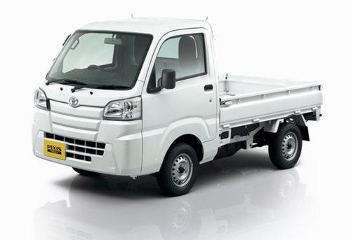 20171114toyota2 500x343 - トヨタ自動車/軽商用車をマイナーチェンジ