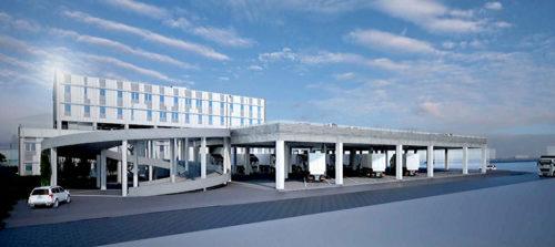 20171115jr5 500x223 - JR貨物/東京貨物ターミナル駅の物流施設計画、高層化