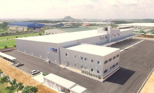 ISO22000認証を取得した冷凍冷蔵倉庫