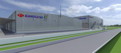 20171117kamigumi1 500x222 - 上組/インドネシアに2万m2の新倉庫を建設、定温・保税エリアも
