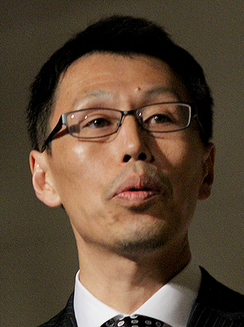 アルペンの河内 宏之氏