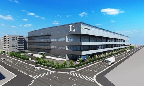 20171207nittetsukowa 500x300 - 新日鉄住金エンジ/6.6万m2の物流施設を埼玉県越谷市に着手