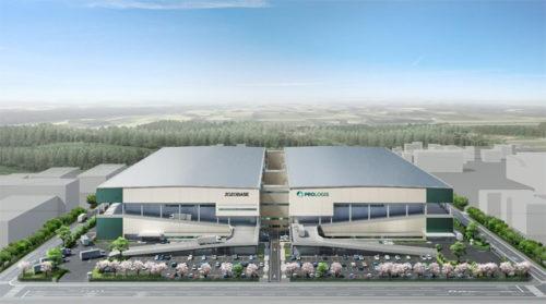 20171220prologis 500x279 - プロロジス/スタートトゥデイと賃貸契約、つくばに専用物流施設14万m2に