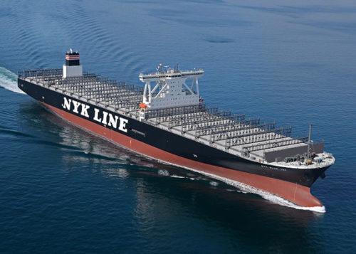 世界最大の構造アレスト技術を適用した1万4000TEUコンテナ船