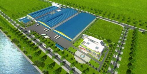 RLP社ロンアン工場
