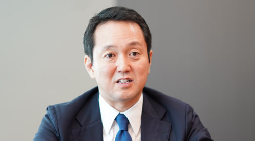 日本GLP 帖佐義之社長