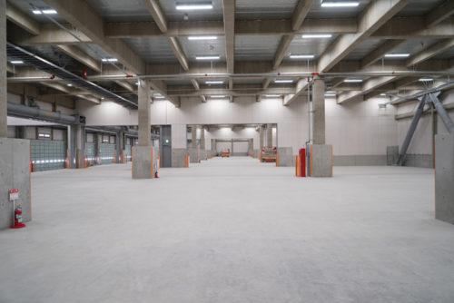 20180124orix2 500x334 - オリックス/竣工前の物流施設で内覧会とロボット体験会開催、約60名参加