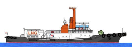 20180126mol 500x181 - 商船三井/大阪湾で初のLNG燃料船、2019年就航へ