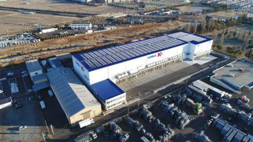 20180129katorec 500x281 - カトーレック/仙台市に低温物流センター増築、延床1万m2に