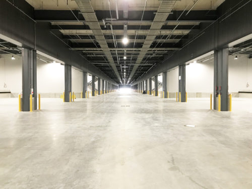 20180202daiwah2 500x375 - 大和ハウス/100億円投じ、札幌に6.5万m2の物流施設竣工