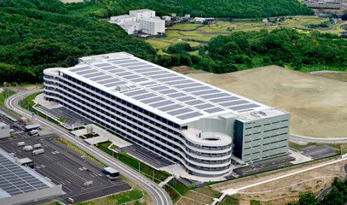 20180207prologis1 500x295 - プロロジスパーク茨木/おおさか環境にやさしい建築賞を受賞