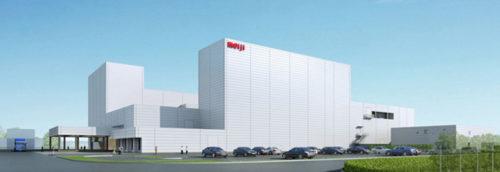 新工場完成イメージ