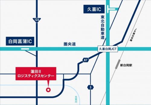 20180213orix2 500x349 - オリックス/埼玉県蓮田市に2.6万m2の物流施設着工