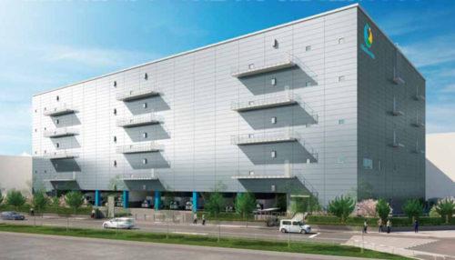 20180215cbre 500x286 - CBRE/足立区の2.7万m2の物流施設で竣工前内覧会