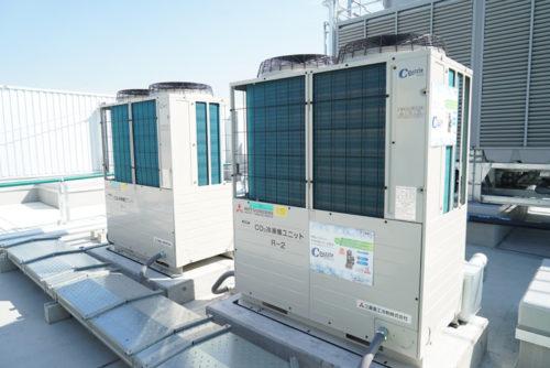 C級冷凍ユニット