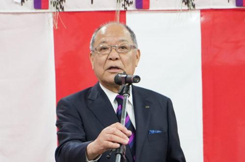 ヨコレイの吉川俊雄会長