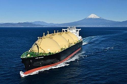 17万7000立方m型LNG運搬船「LNG SAKURA」