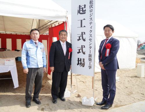 20180226orix3 500x389 - オリックス/埼玉県の松伏町に7.7万m2の物流施設着工