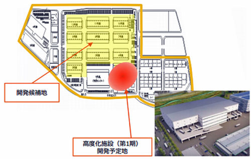 北大阪流通センター