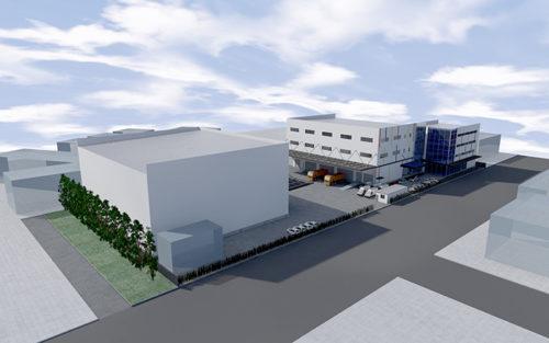 20180827fukuda1 500x313 - F&P/ミャンマーに物流施設兼オフィス棟新設、進出企業を支援