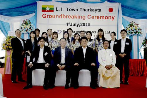 20180827fukuda3 500x334 - F&P/ミャンマーに物流施設兼オフィス棟新設、進出企業を支援