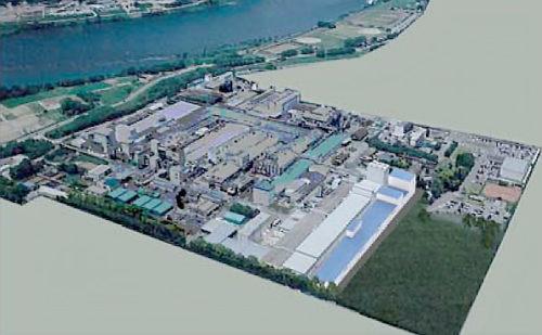 新フィルム工場イメージ図