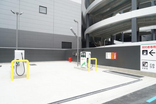 20180305glp6 500x334 - 日本GLP/千葉県流山市で13.2万m2の物流施設竣工