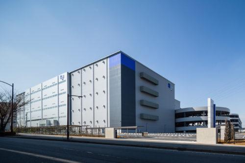 20180313sgrealty 500x334 - SGリアルティ/埼玉県和光市で6.5万m2の物流施設竣工