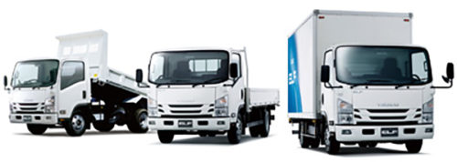 20180320isuzu 500x178 - いすゞ/小型トラック「エルフ」を改良