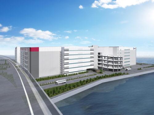 20180321esr1 500x375 - ESR/兵庫県尼崎市に国内最大級38.8万m2の物流施設開発