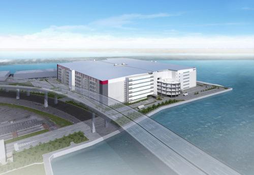 20180321esr2 500x345 - ESR/兵庫県尼崎市に国内最大級38.8万m2の物流施設開発