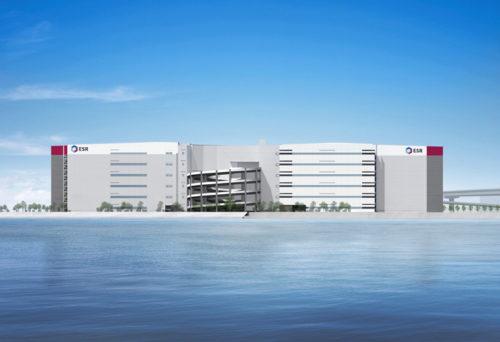 20180321esr3 500x342 - ESR/兵庫県尼崎市に国内最大級38.8万m2の物流施設開発