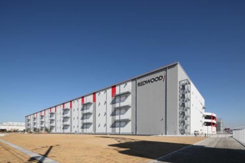 レッドウッド南港ディストリビューションセンター2