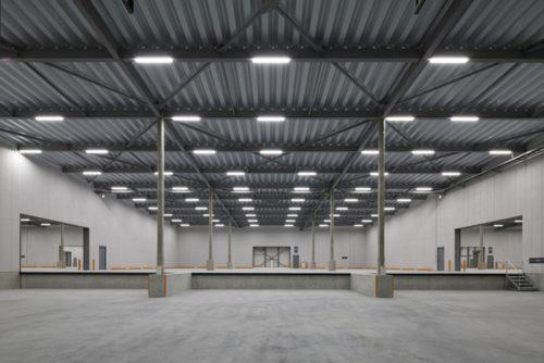 20180322esr11 500x334 - ESR/2月末竣工、15.8万m2の大阪・南港DC2の内部を初公開