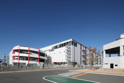 20180322esr3 500x334 - ESR/2月末竣工、15.8万m2の大阪・南港DC2の内部を初公開