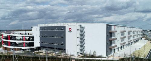 20180328dpl1 500x205 - 大和ハウス/14万m2の次世代型多機能物流施設を千葉県流山市に竣工