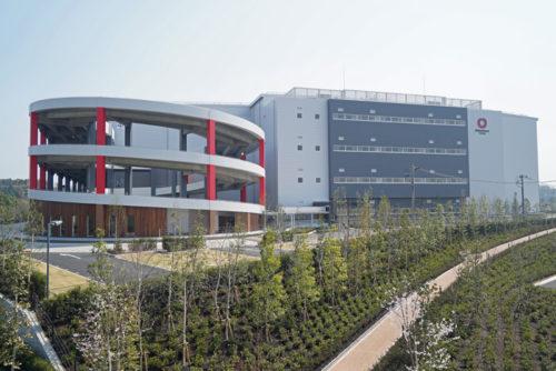 20180328dpl13 500x334 - 大和ハウス/14万m2の次世代型多機能物流施設を千葉県流山市に竣工