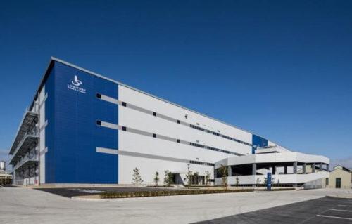 20180328lassale1 500x319 - ラサール、三菱地所/大阪市大正区に12.2万m2の物流施設竣工