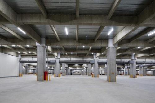 20180328lassale2 500x334 - ラサール、三菱地所/大阪市大正区に12.2万m2の物流施設竣工