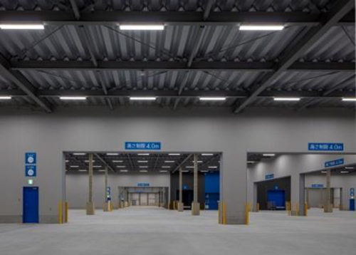 20180330mitsubishig2 500x358 - 三菱地所/千葉県習志野市に物流施設竣工、運営管理をTRCが受託